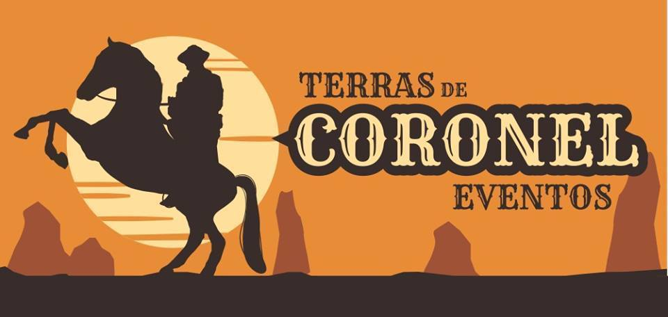 Imagem capa - Terras de Coronel por Giscellayne Rodrigues Perez