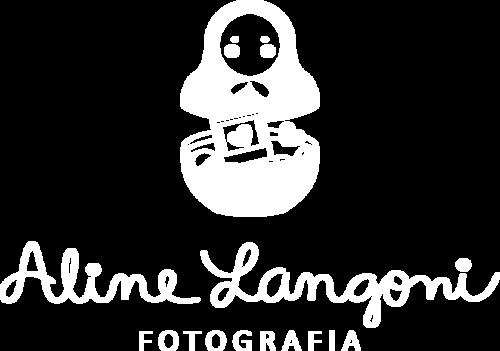 Logotipo de Aline Langoni