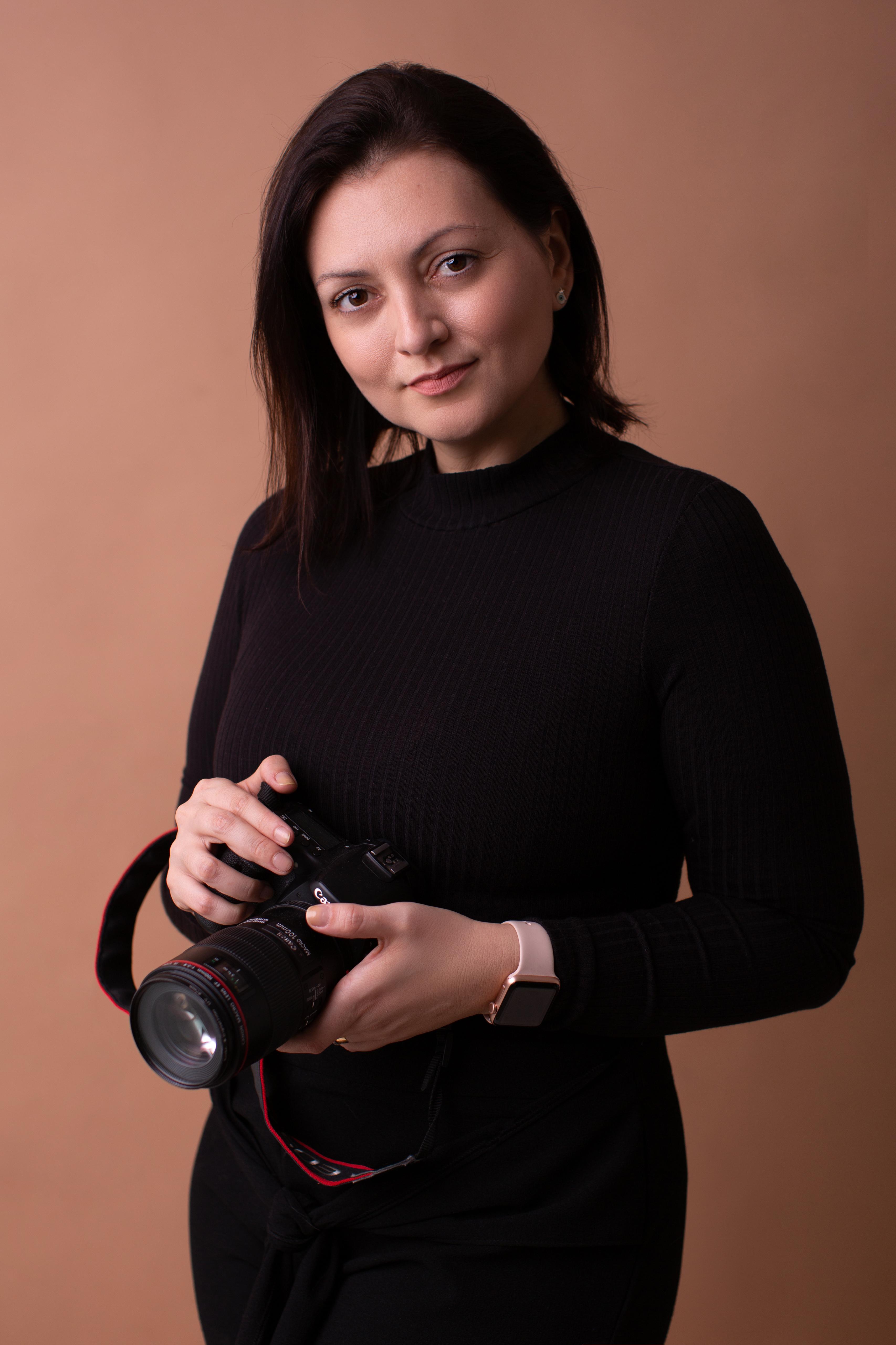 Sobre Aline Langoni Fotografia