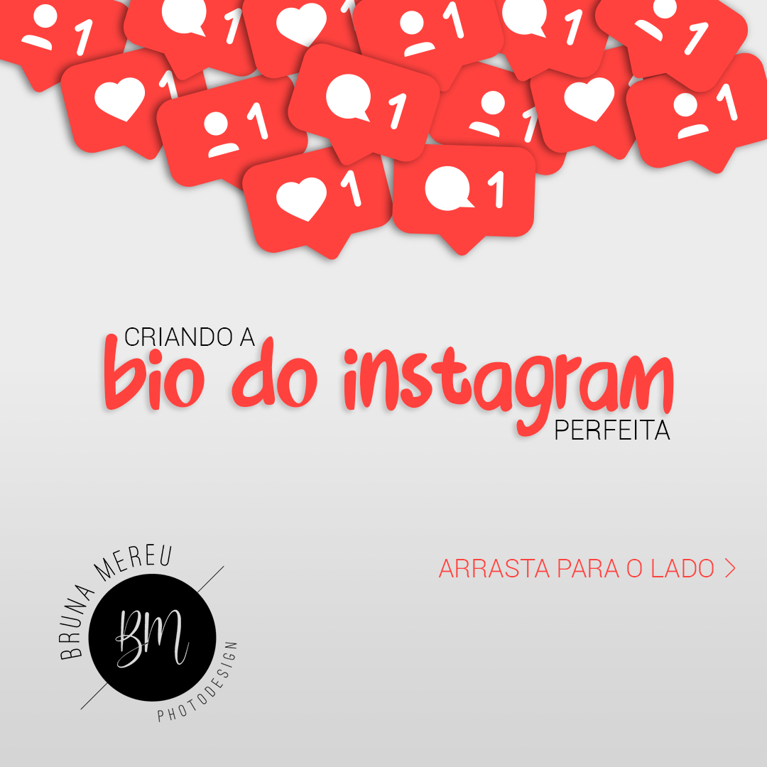 Imagem capa - Aumente suas vendas com a BIO DO INSTAGRAM! por Bruna Mereu dos Santos