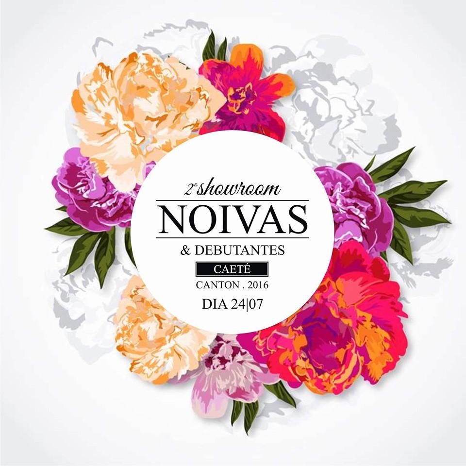 Imagem capa - 2º SHOWROOM NOIVAS e DEBUTANTES por Sinara Fonseca Corrêa