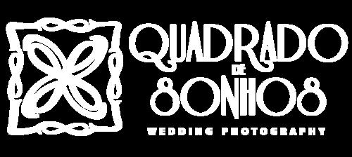 Logotipo de Fotografo de casamentos - Quadrado de Sonhos