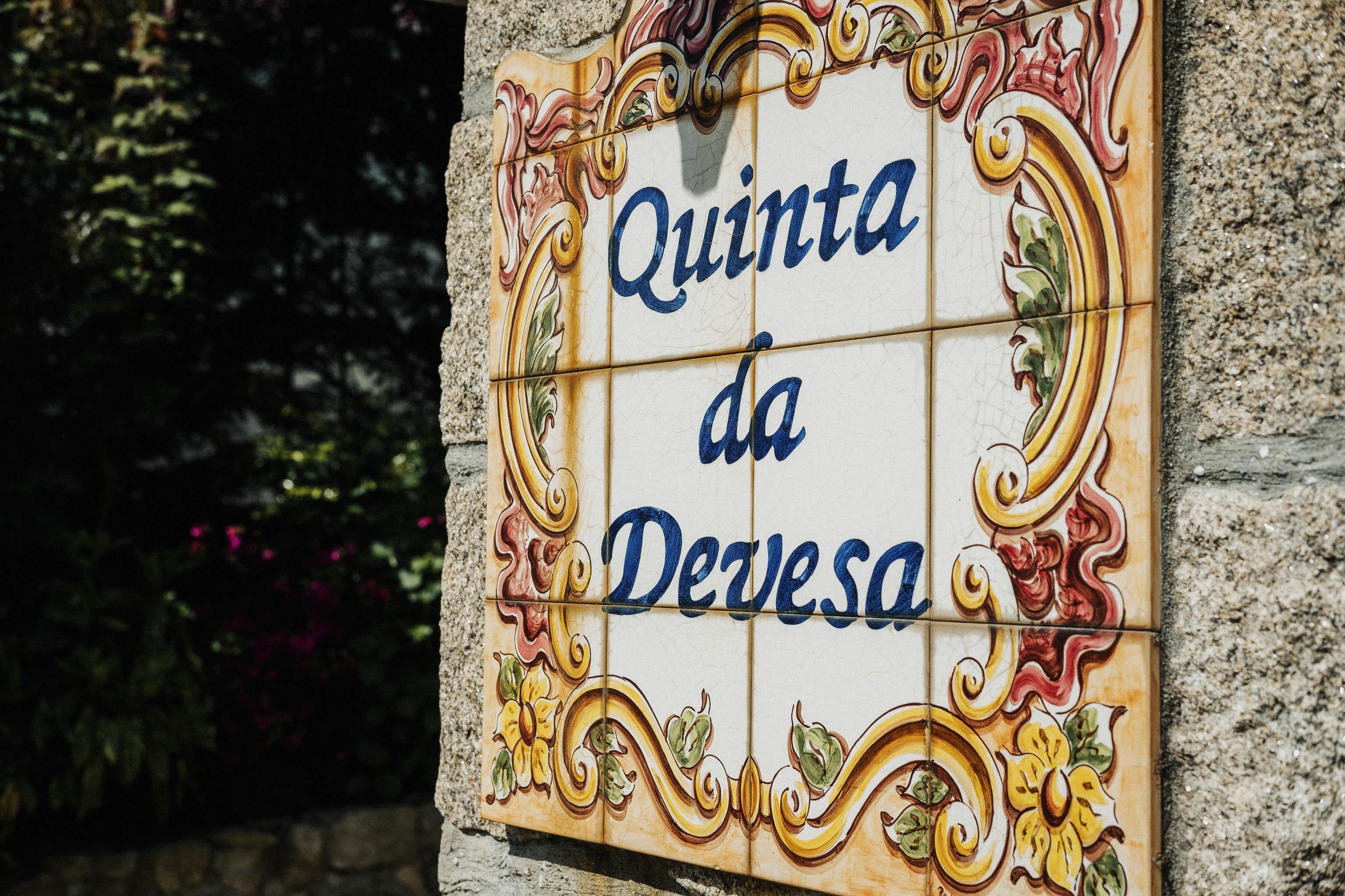 Contate Quinta da Devesa - Vila Nova de Gaia
