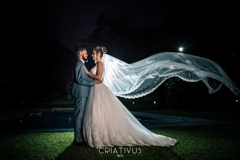 Imagem capa - Dica Rápida: O Véu ideal para Fotografar por CRIATIVUS Foto e Vídeo