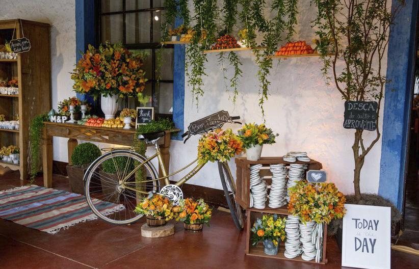 Imagem capa -  4 Detalhes para ter um Casamento Rústico de Verdade por CRIATIVUS Foto e Vídeo