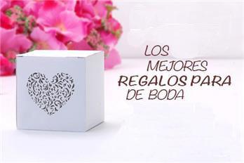 Imagem capa - Regalos para boda por adrian Dominguez costa
