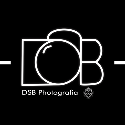 Logotipo de DSB Photografia