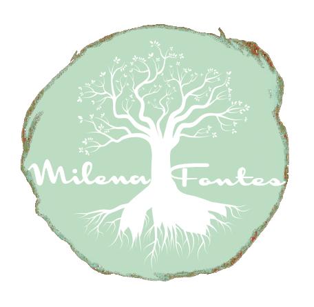 Logotipo de milena fontes