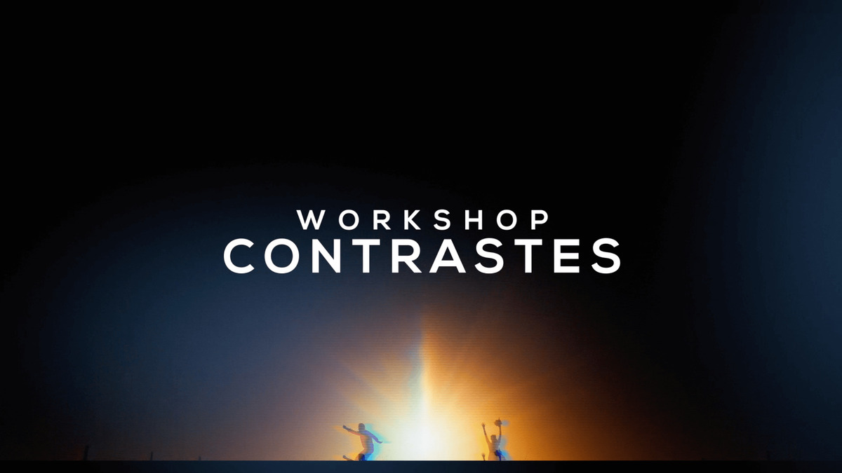 Imagem capa - Workshop Contrastes - Segunda Edição por Eduardo de Moraes Oliveira