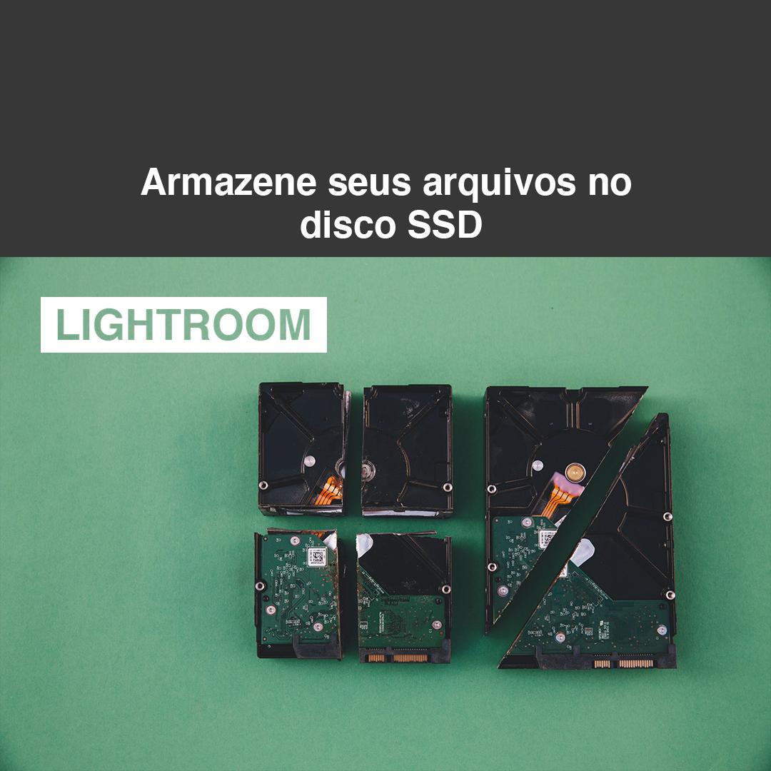 Imagem capa - Armazene seus Catálogos do Lightroom no disco SSD! por Matheus Salvador