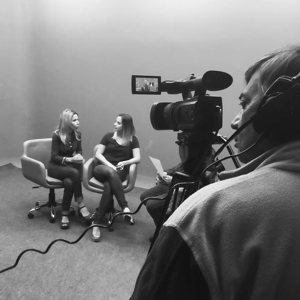 Imagem capa - Entrevista Studio Laura Lima TV Rio Preto por LIVIA CARDOSO FOTOGRAFIA