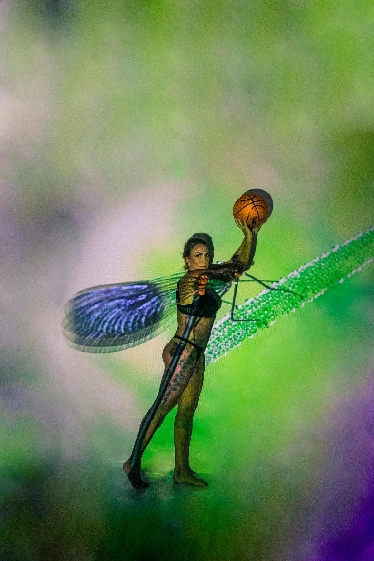Imagem capa - Hortência - A Rainha do basquete por Scatto Fotografia