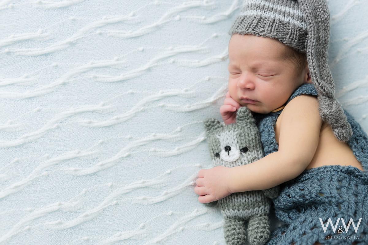 ensaio newborn menino estudio são paulo sp