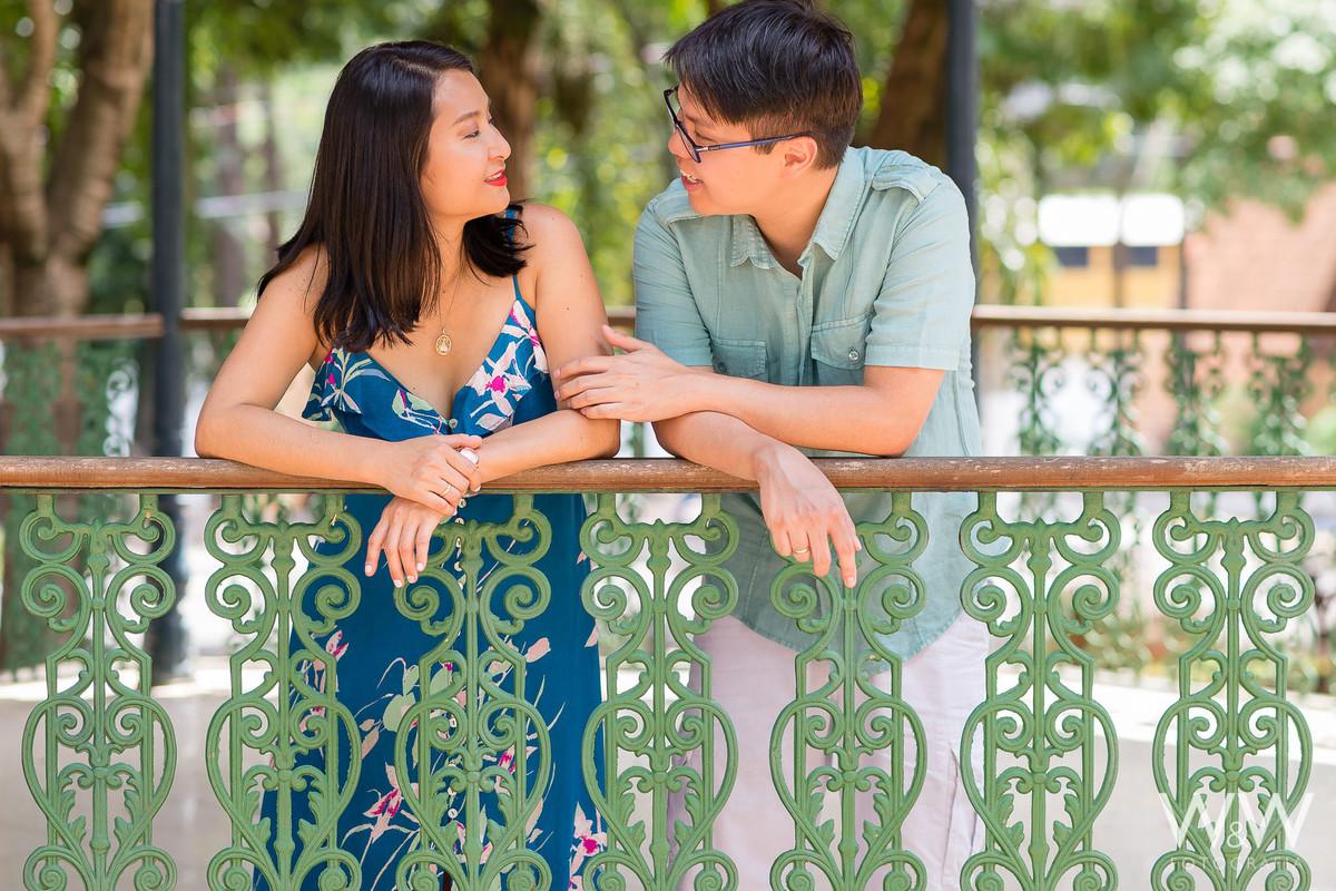 ensaio pré wedding casal oriental holambra
