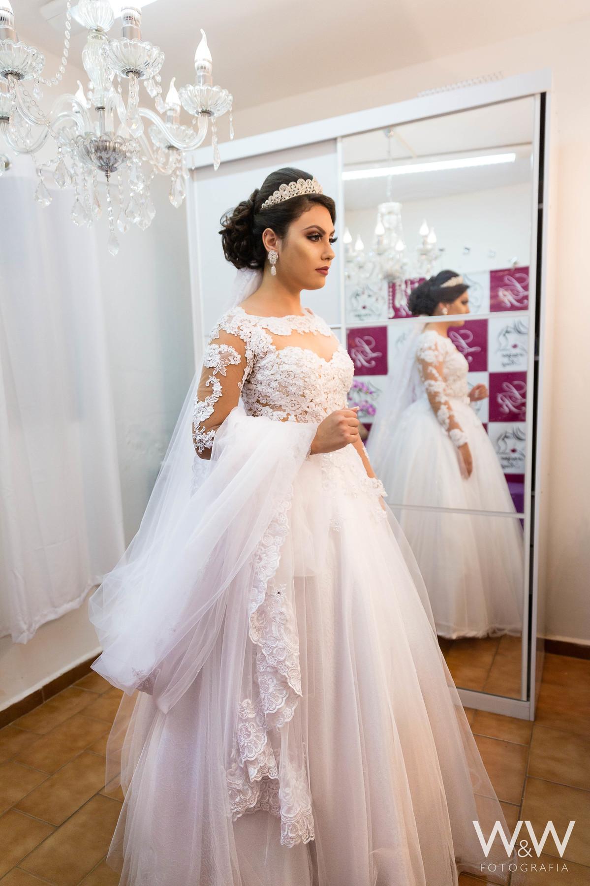 casamento jaboticabal making of estúdio larissa ruiz vestido de noiva