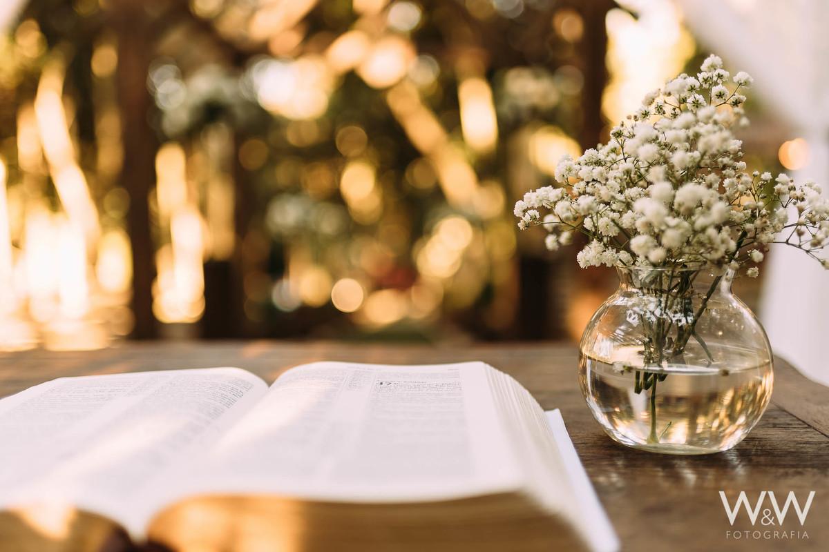 biblia cerimonia espaco mazetto casamento sbc