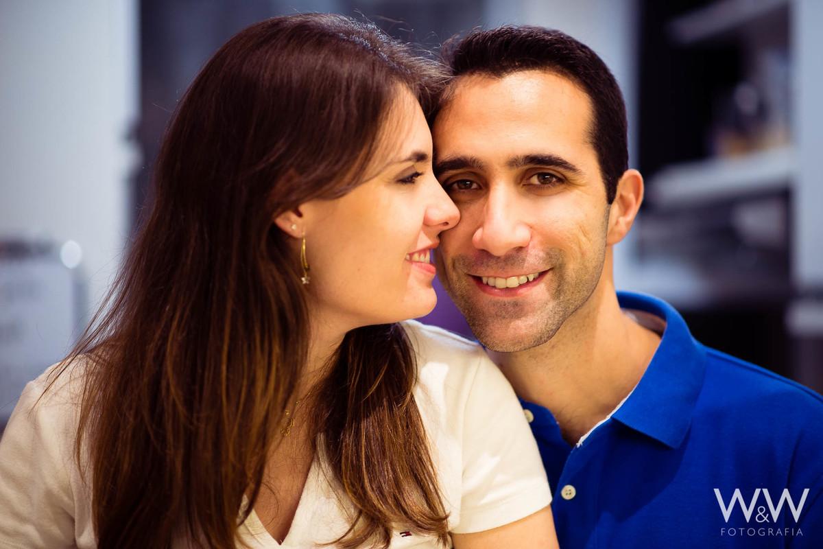 ensaio gestante gestacao casal lifestyle casa cliente jundiai sp