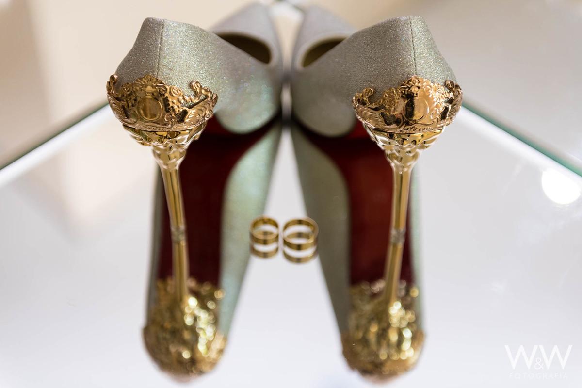 casamento making of noiva sapatos arujá
