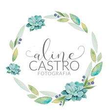 Logotipo de Aline Castro