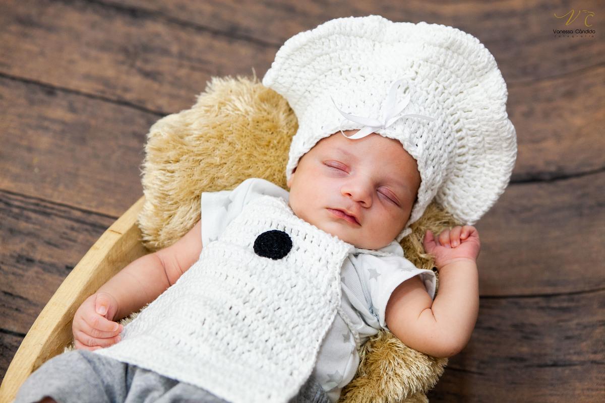 Imagem capa - Ensaio Newborn por Vanessa Candido