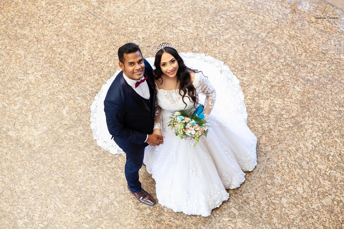 Imagem capa - Casamento Lucas e Stefane por Vanessa Candido