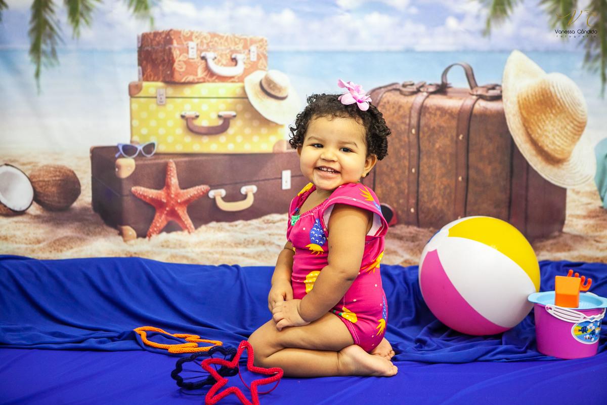 Imagem capa - Ensaio Infantil por Vanessa Candido