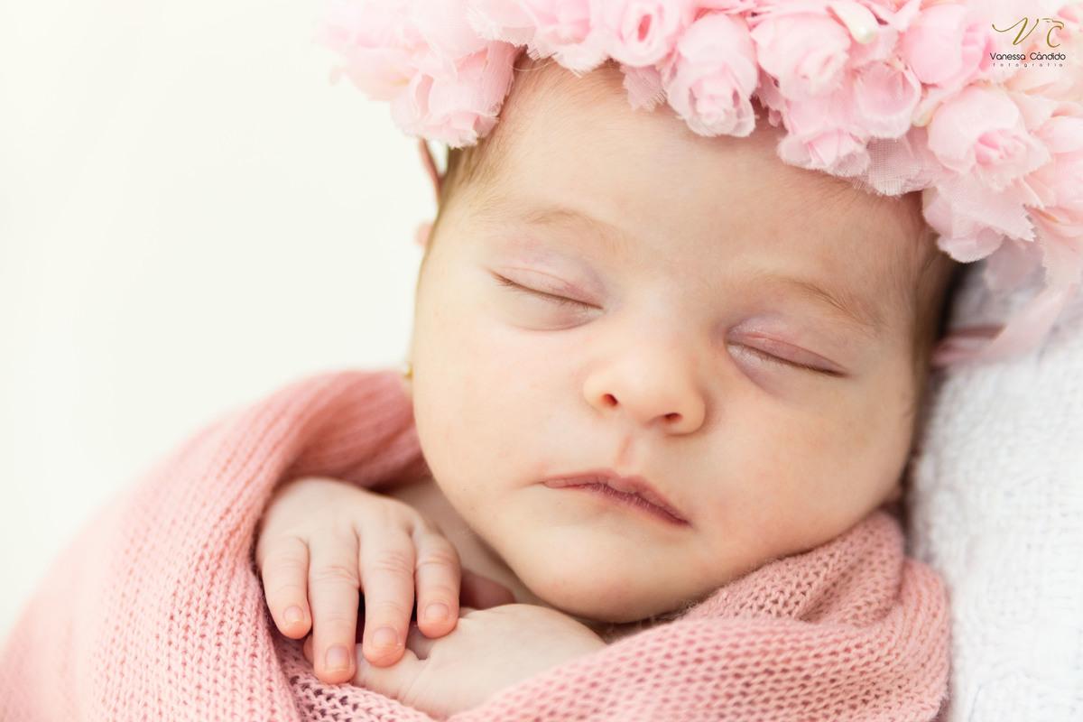 Imagem capa - Ensaio Newborn  Beatriz por Vanessa Candido