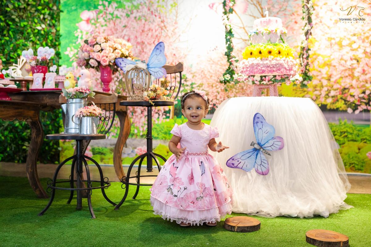 Imagem capa - Aniversário de 1 aninho da Débora <3 por Vanessa Candido