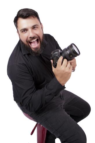 Contate Thales Figueiredo Fotografo - Especialista em casamentos, Ensaios e Gestantes