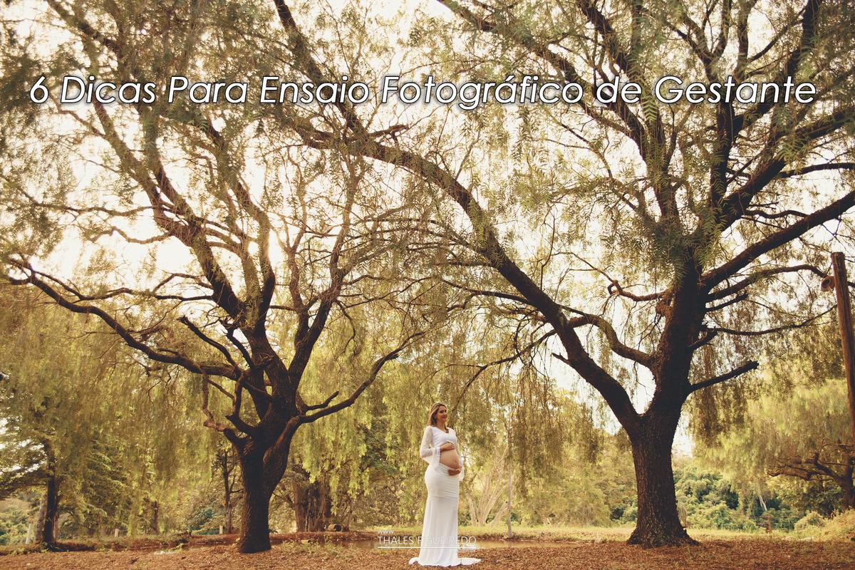 Imagem capa - 6 Dicas Para Ensaio Fotográfico de Gestante por Thales Figueiredo
