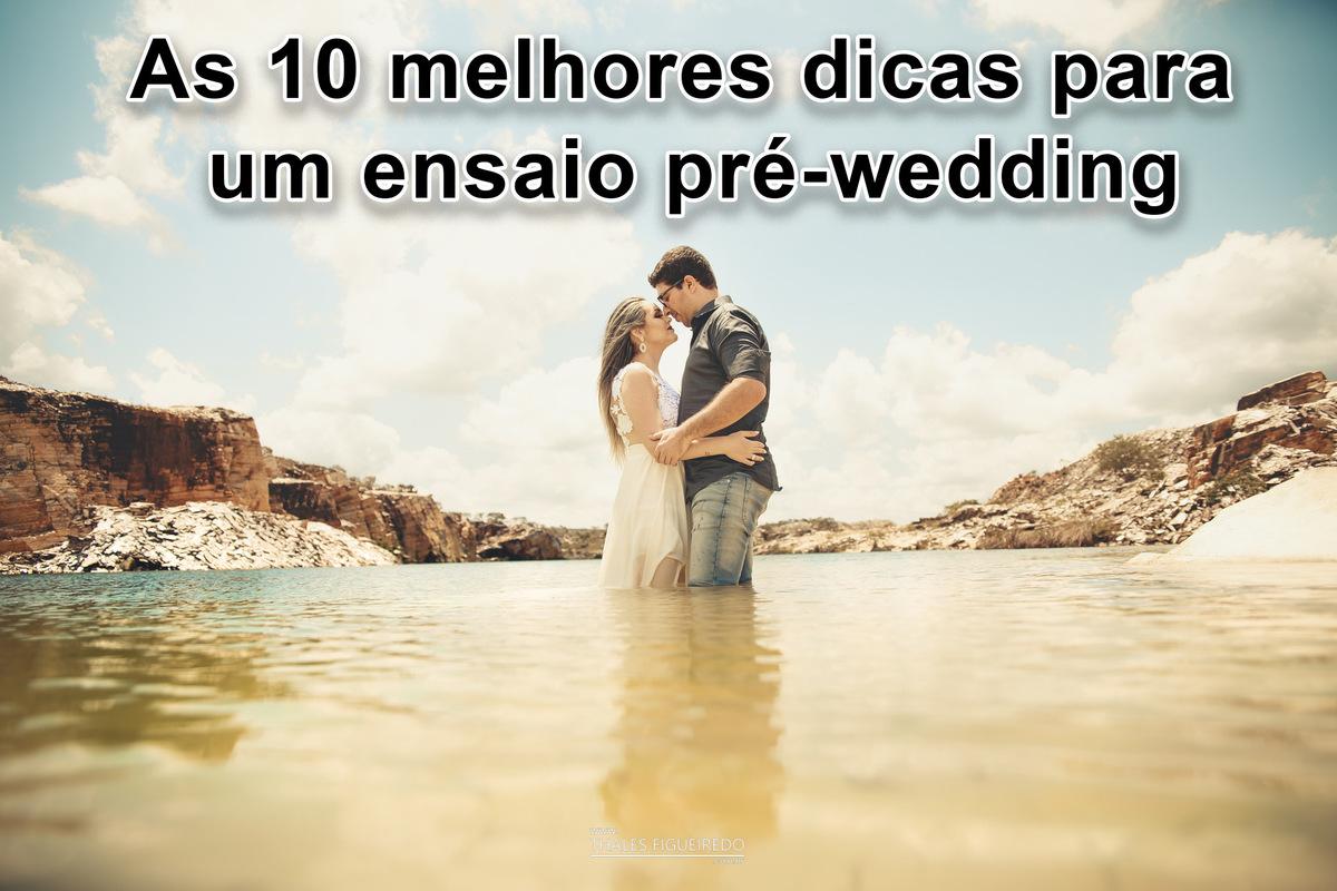Imagem capa - As 10 melhores dicas para um ensaio pré-wedding por Thales Figueiredo