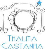 Logotipo de Thalita Castanha