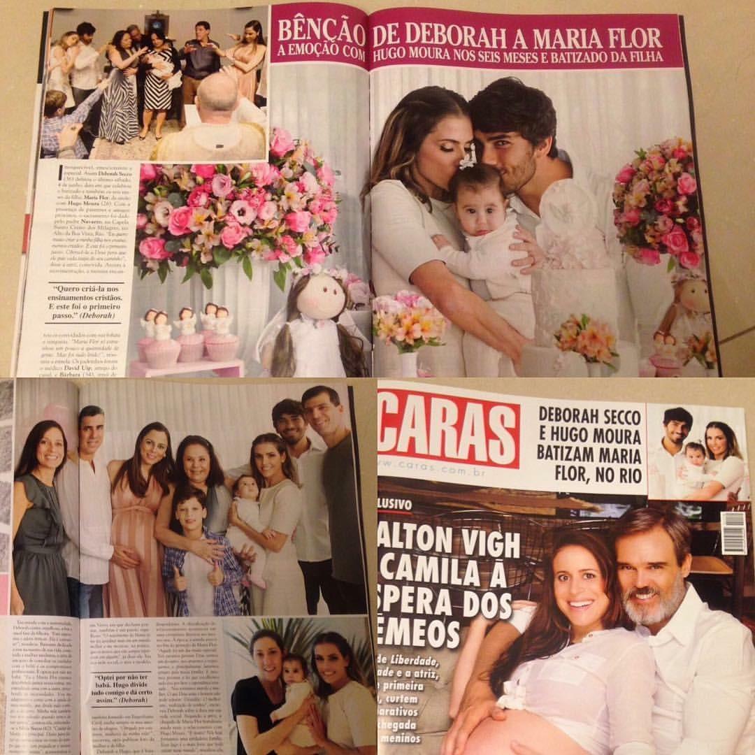 Imagem capa - O batizado de Maria Flor por Thalita Castanha