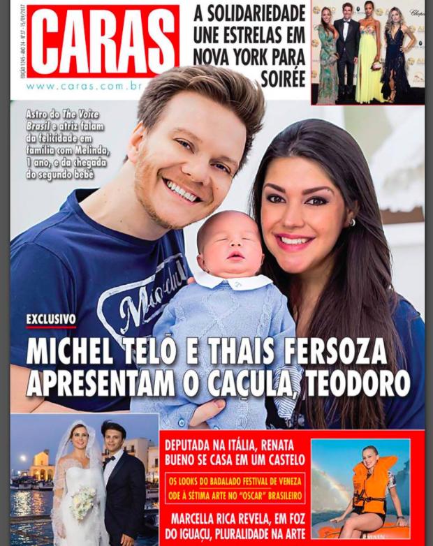 Imagem capa - Michel e Thais: Sonho Realizado por Thalita Castanha