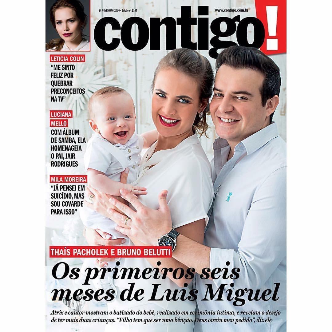 Imagem capa - Os primeiros seis meses de Luis Miguel por Thalita Castanha