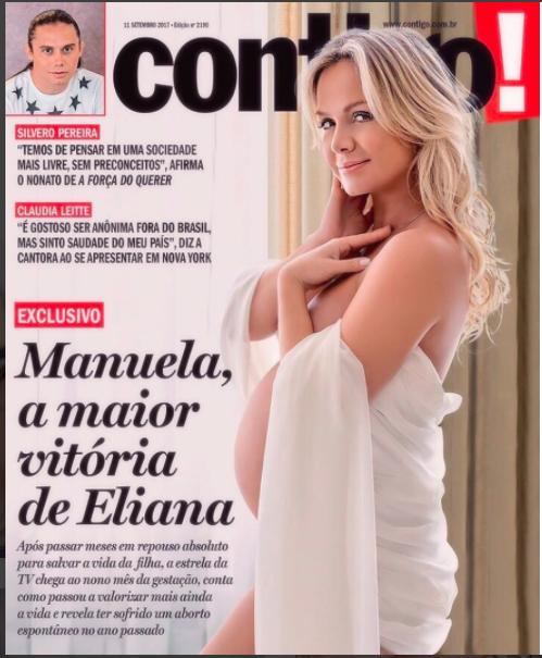 Imagem capa - Manuela a maior vitória de Eliana por Thalita Castanha