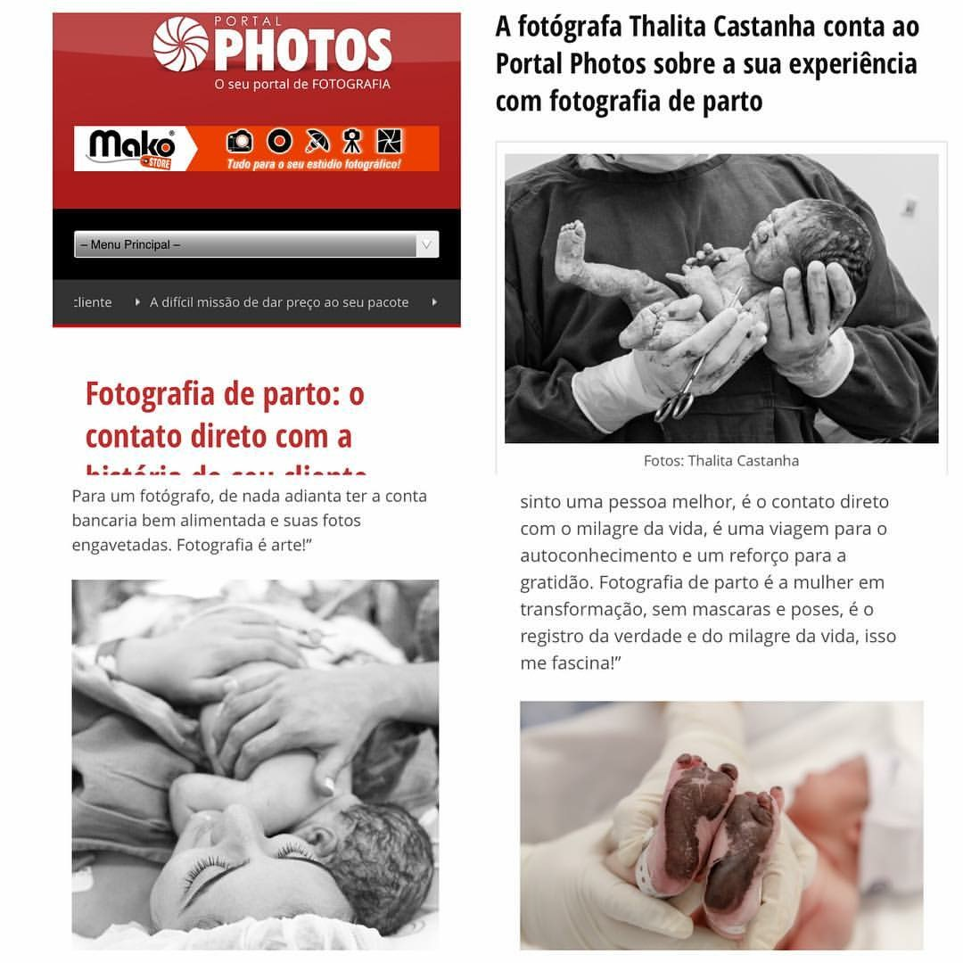 Imagem capa - Fotografia de parto por Thalita Castanha