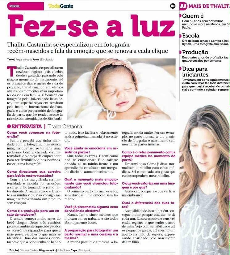 Imagem capa - FEZ-SE A LUZ por Thalita Castanha