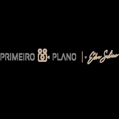 Logotipo de Primeiro Plano I Éder Sekine