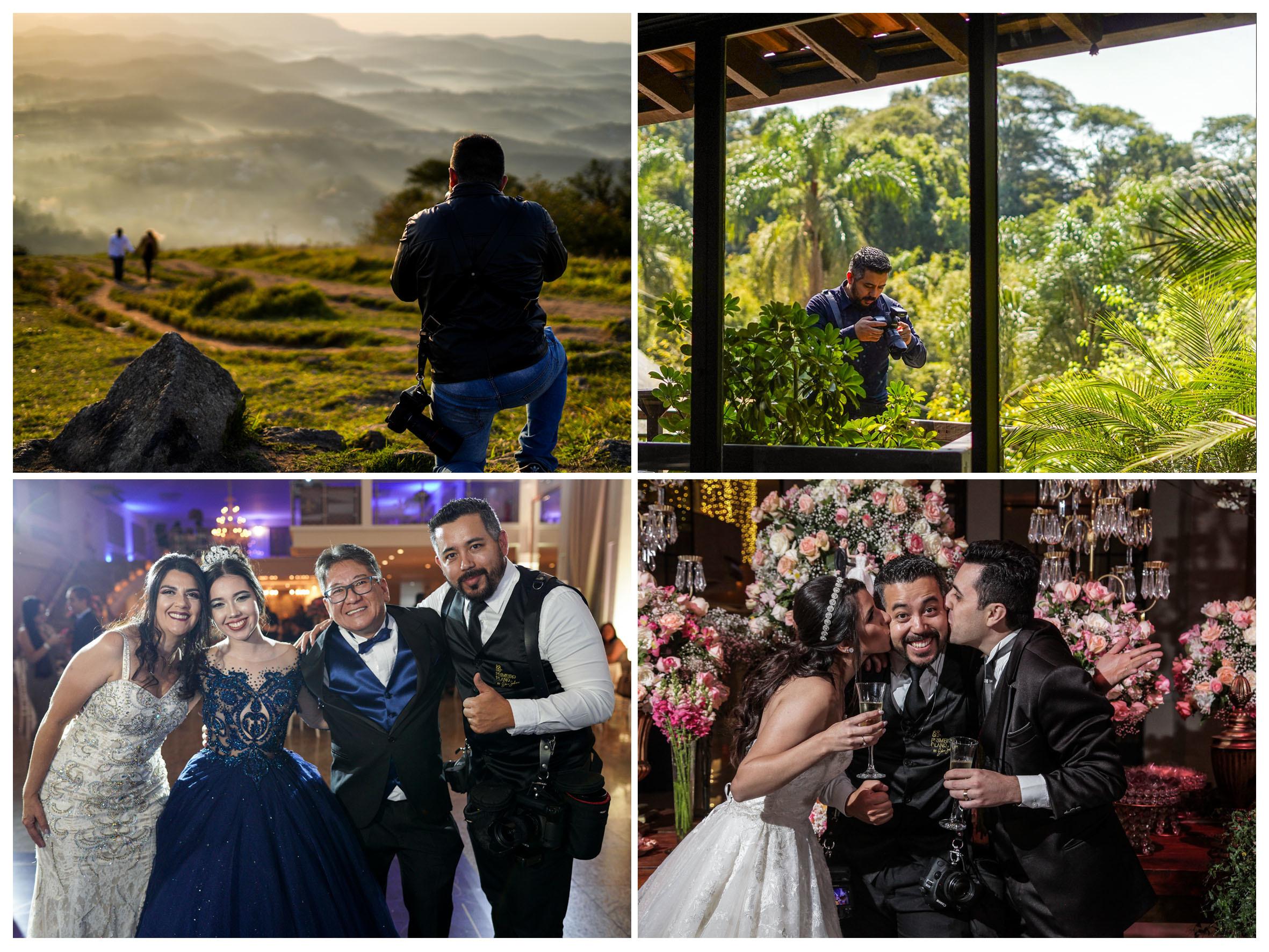 Sobre fotografia de casamento /  15 anos / São Paulo-SP / Primeiro Plano