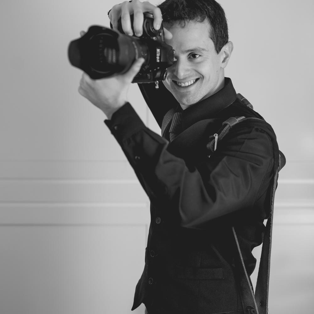 Sobre Fotógrafo - Igor Barra