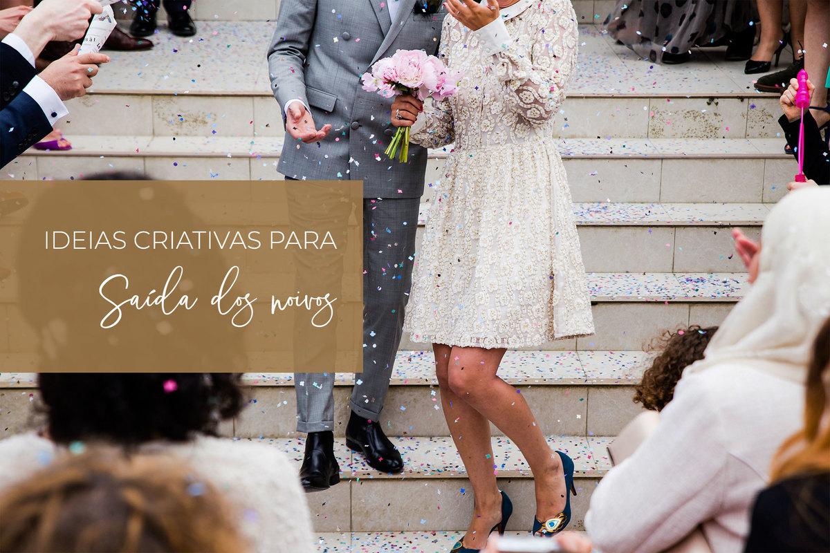 Imagem capa - Ideias criativas para saída dos noivos por Camera 4 Fotografia