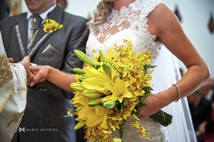 Imagem capa - Decoração com lírios para casamento por Mario Henrique Rosa de Oliveira