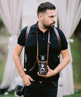 Contate fotógrafos de casamentos braga