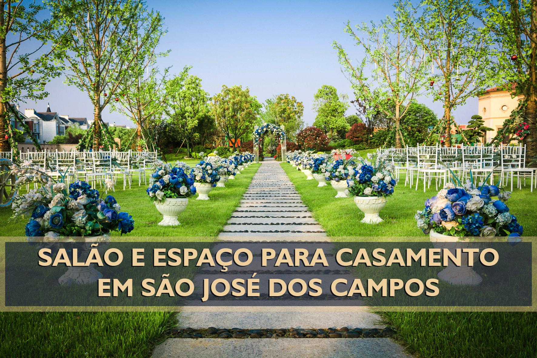 Imagem capa - Salão e Espaço Para Casar em São José dos Campos por Eder Rodrigues