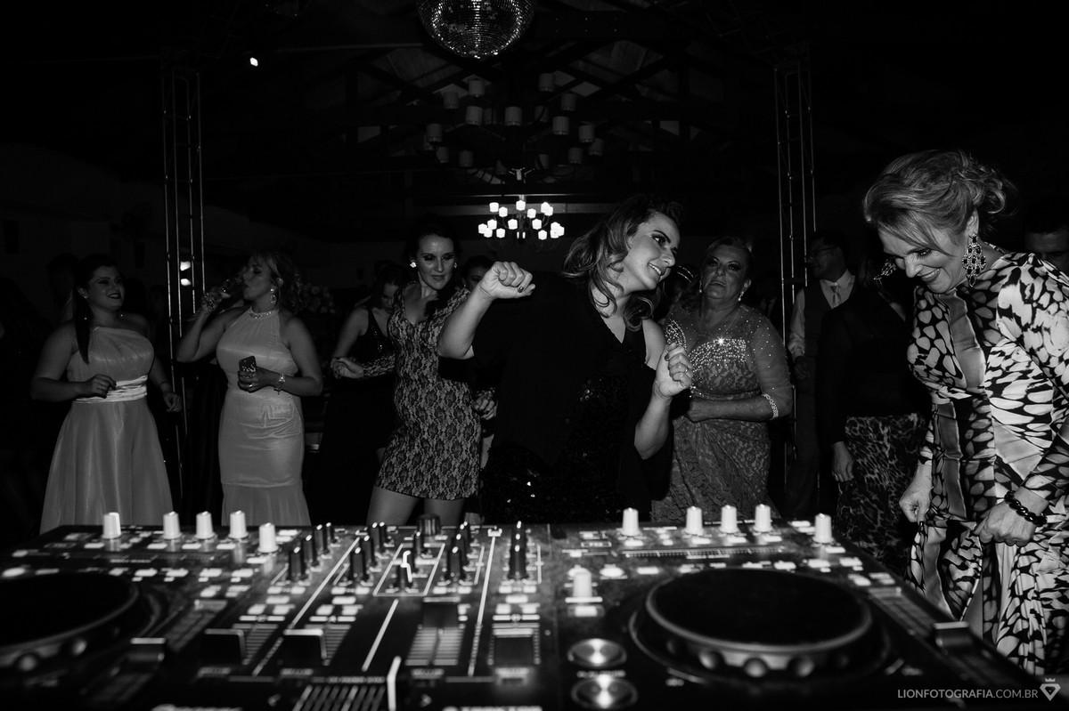 Visão do DJ
