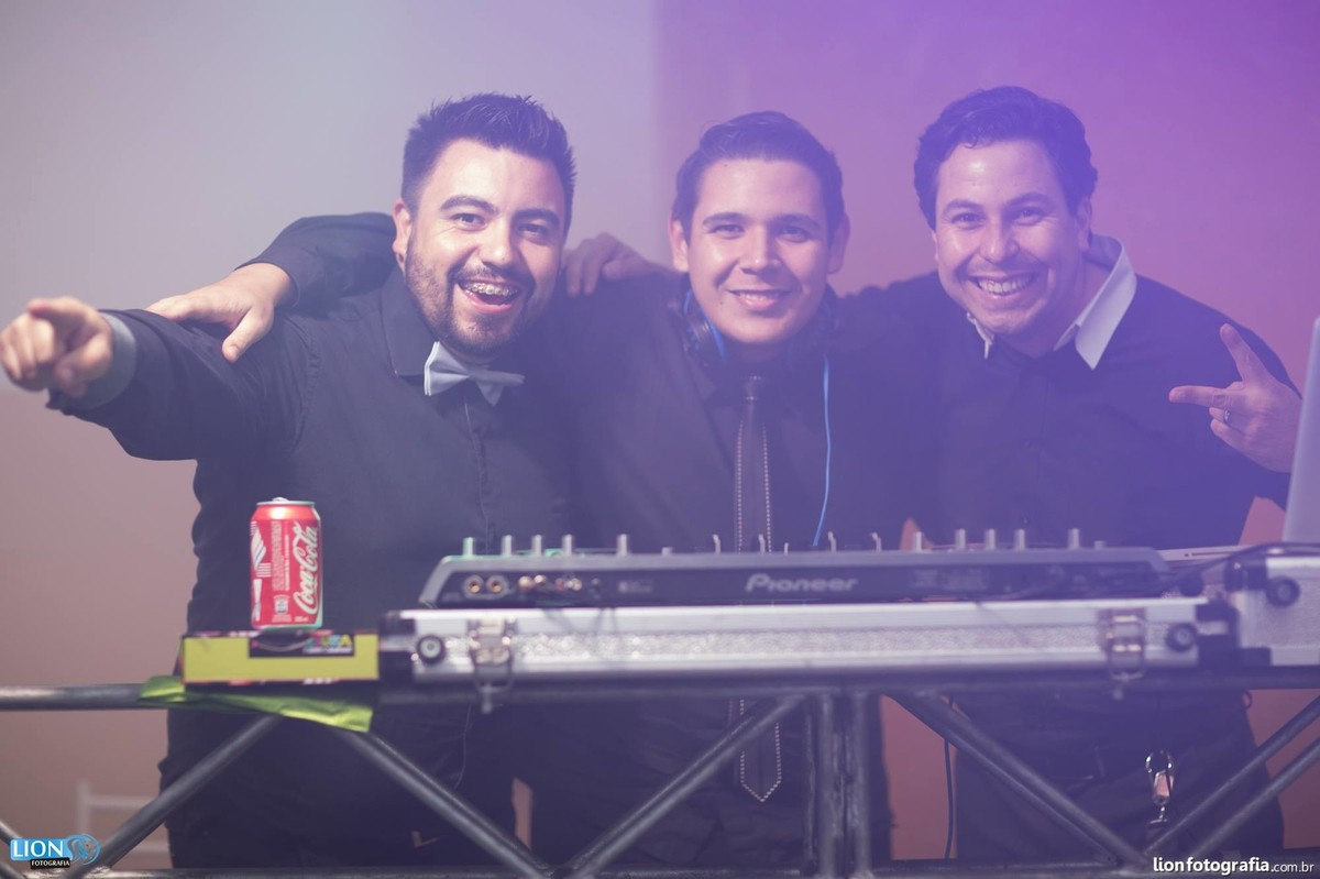 Meus DJ's parceiros
