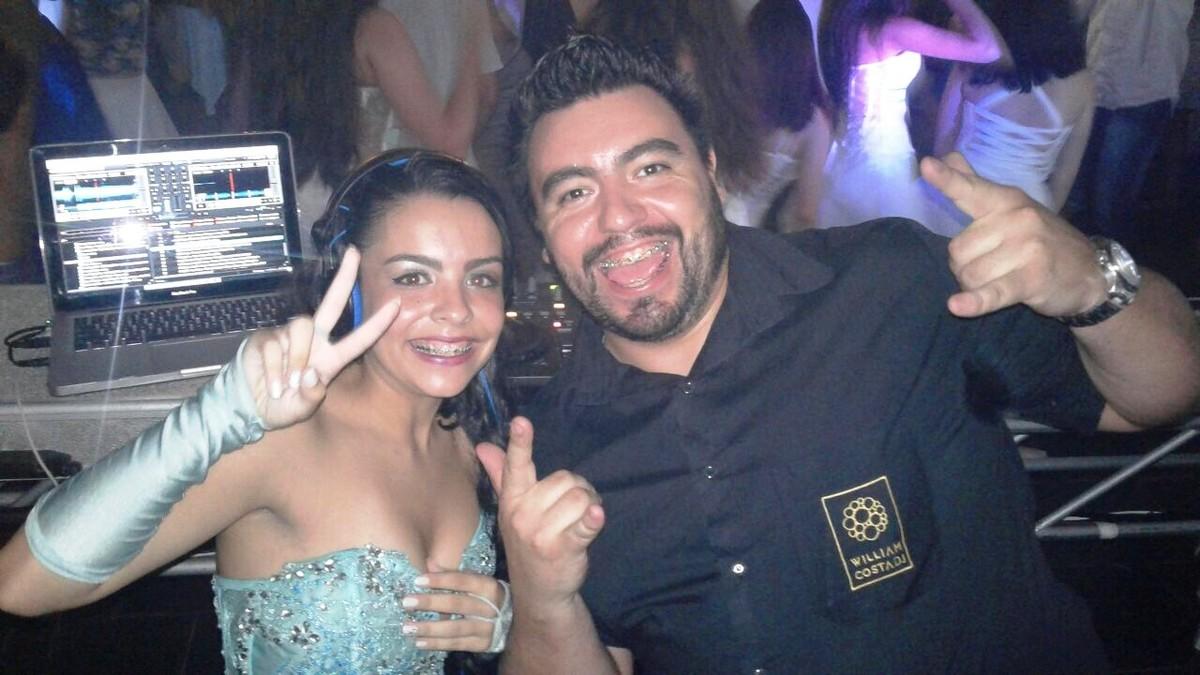 DJ William Costa e Maju