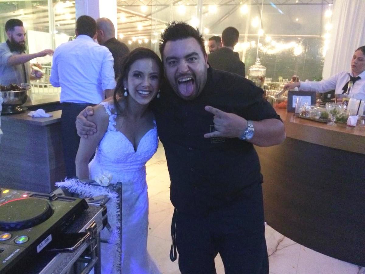 Foto de Bruna & André
