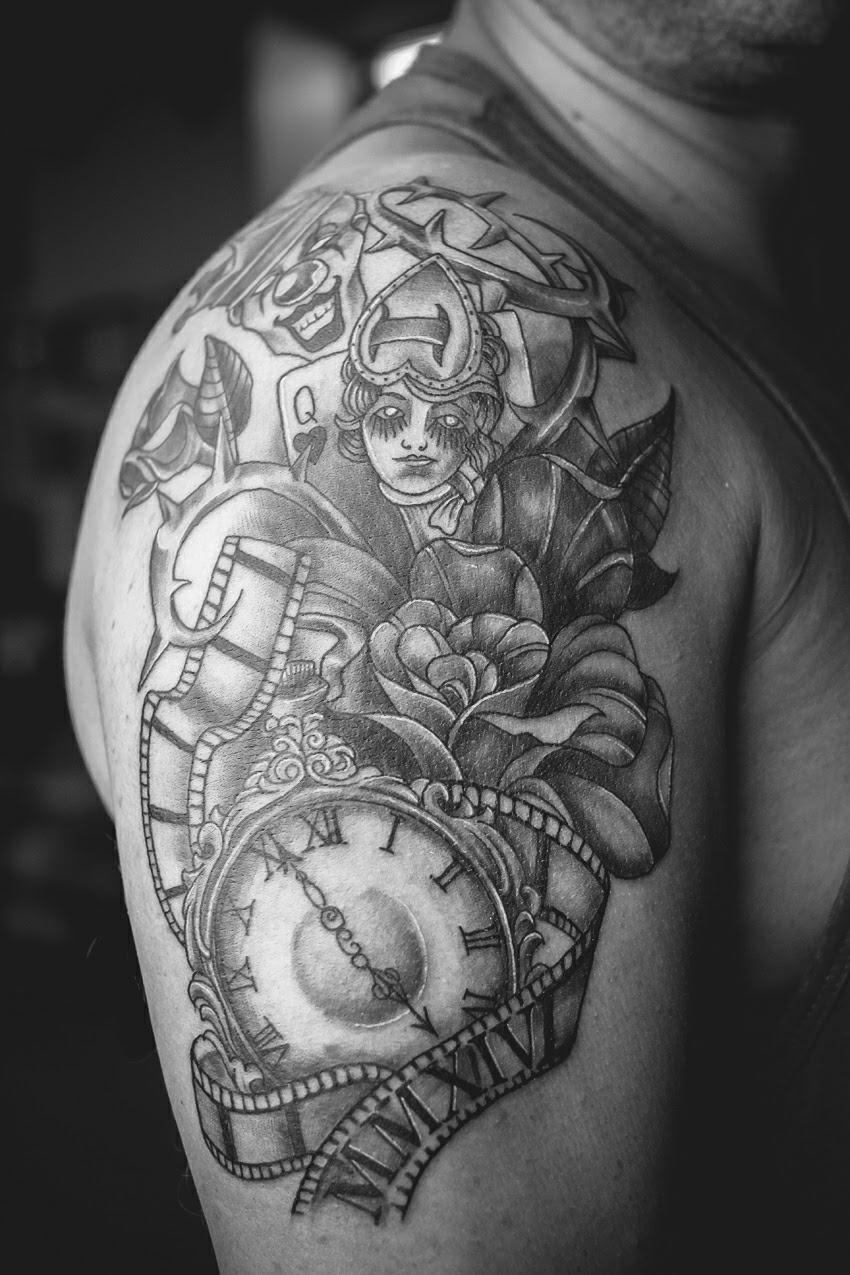 Imagem capa - A primeira tatuagem no mundo por Hélio Pedrosa